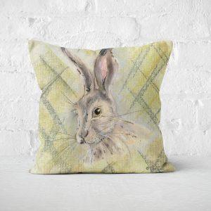 Hare Cushion