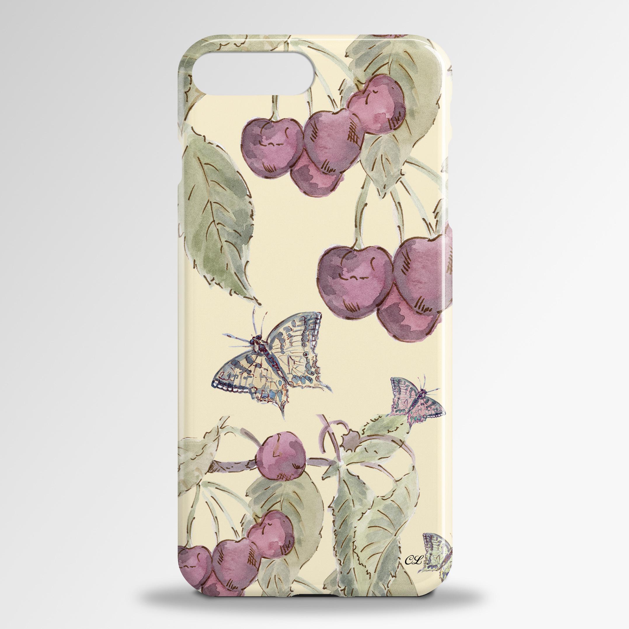 Cherries Samsung 3D Phone Case
