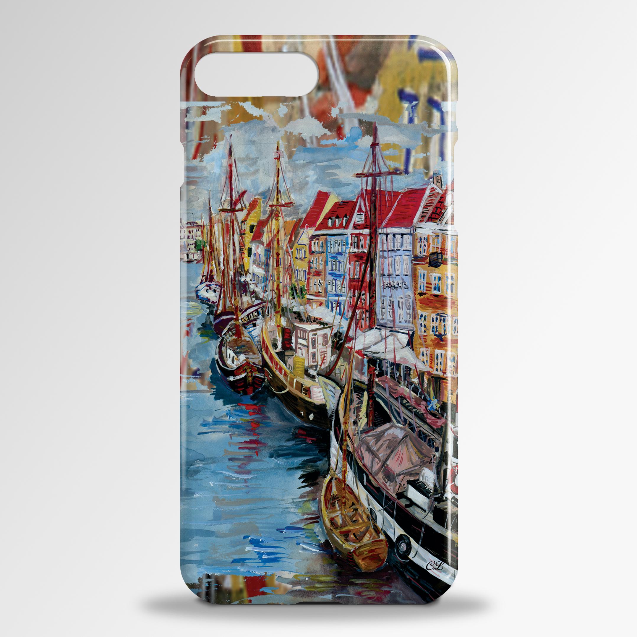 Tourist Designed iPhone Cases