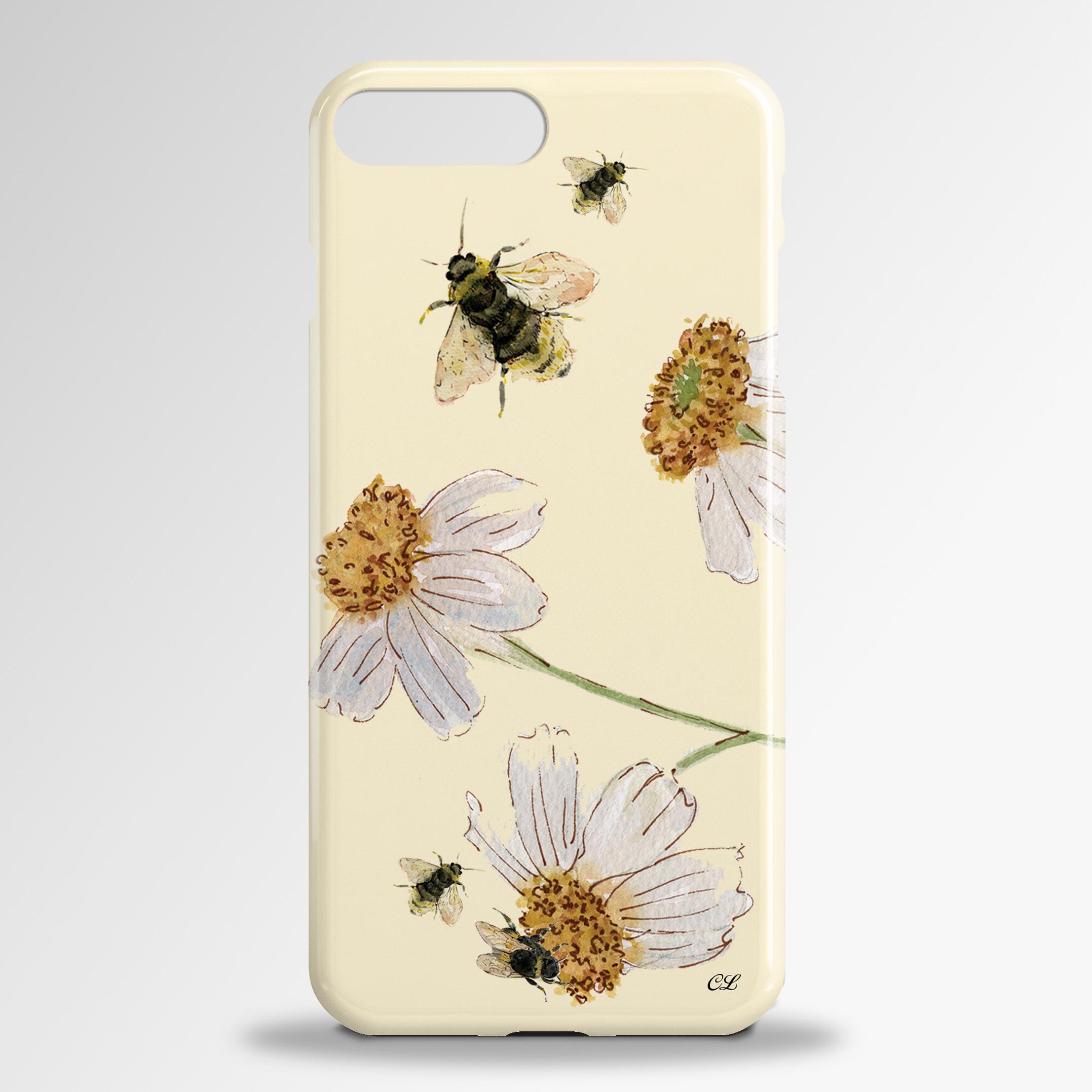 Daisies Samsung 3D Phone Case