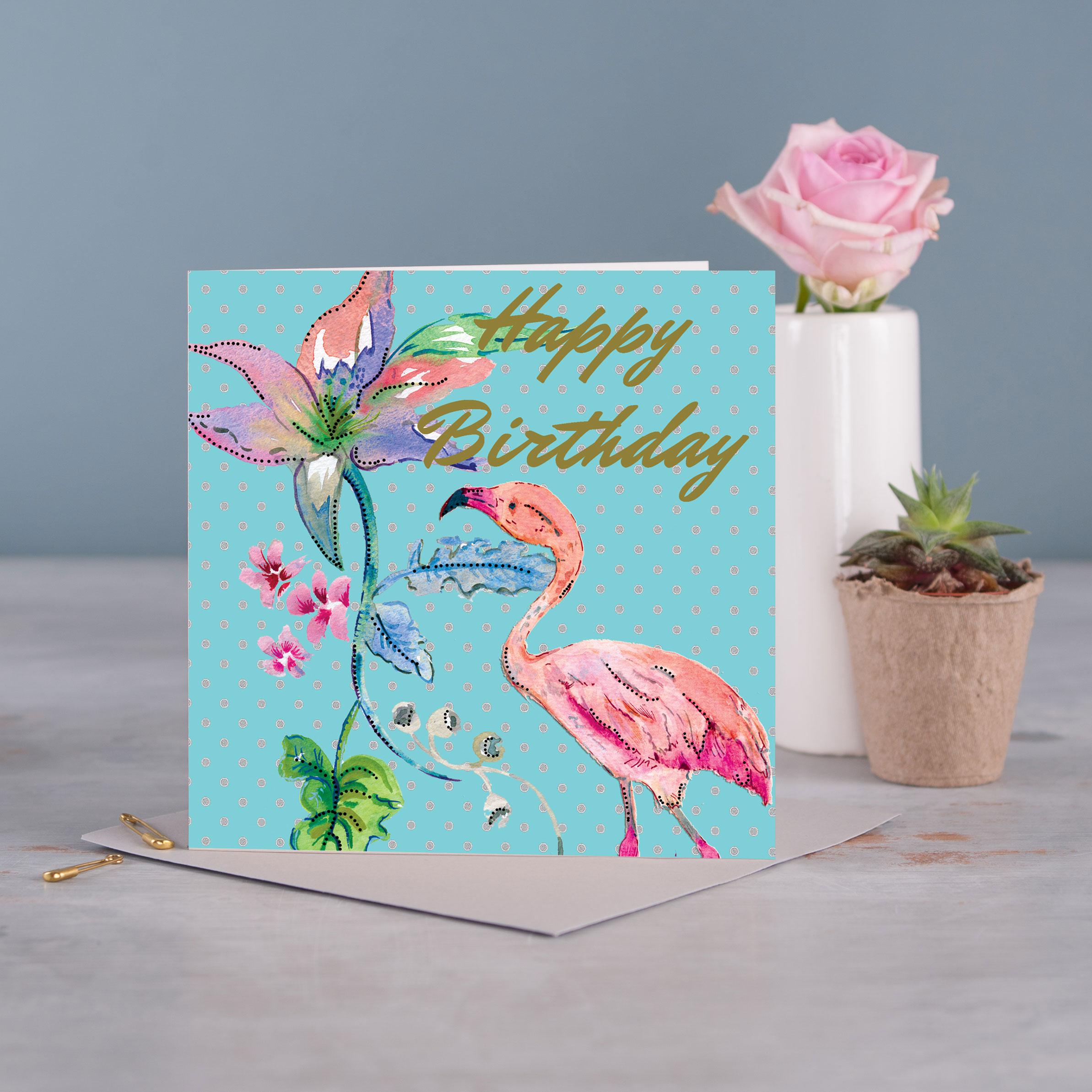 Allure Greetings Card