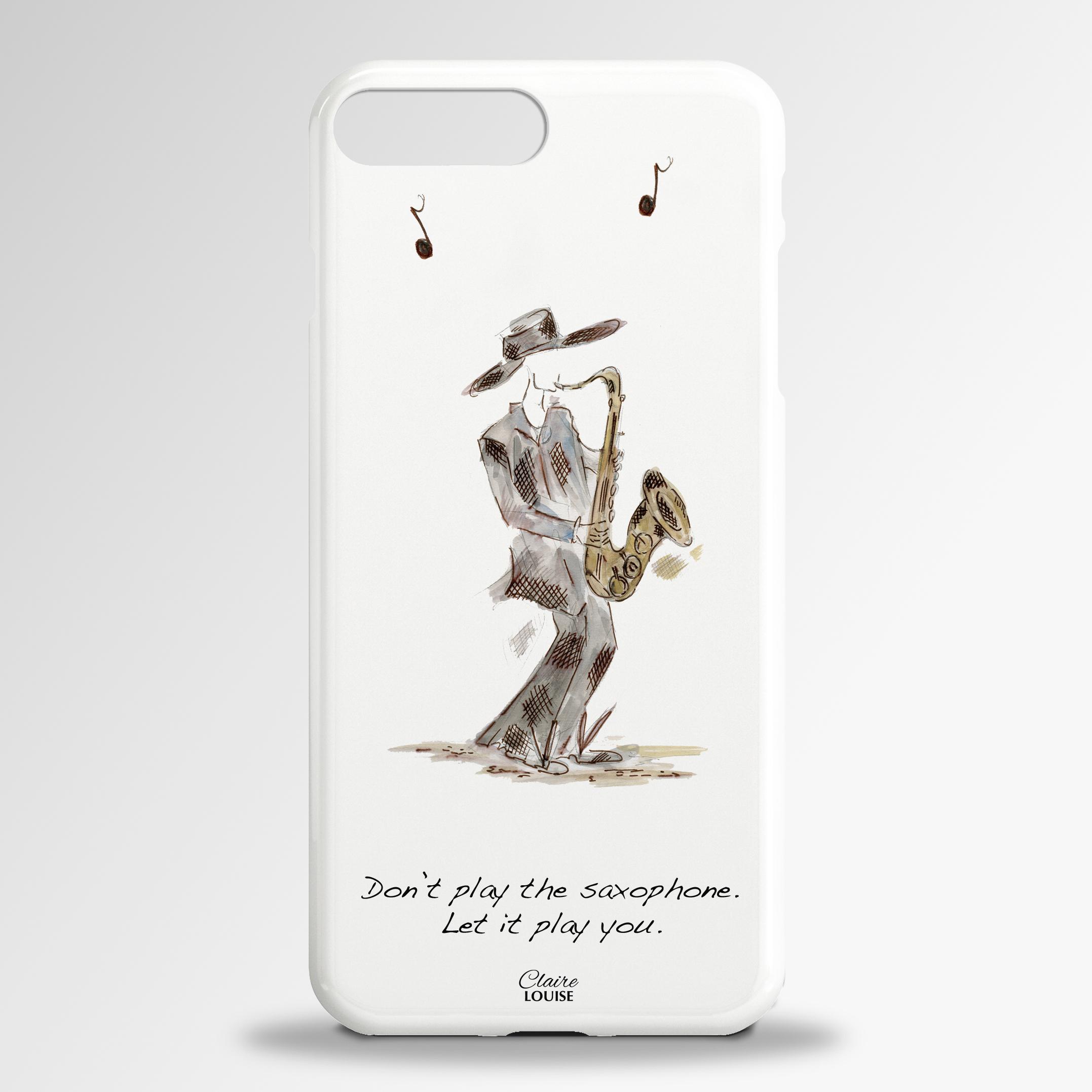 Saxophone Samsung 3D Phone case