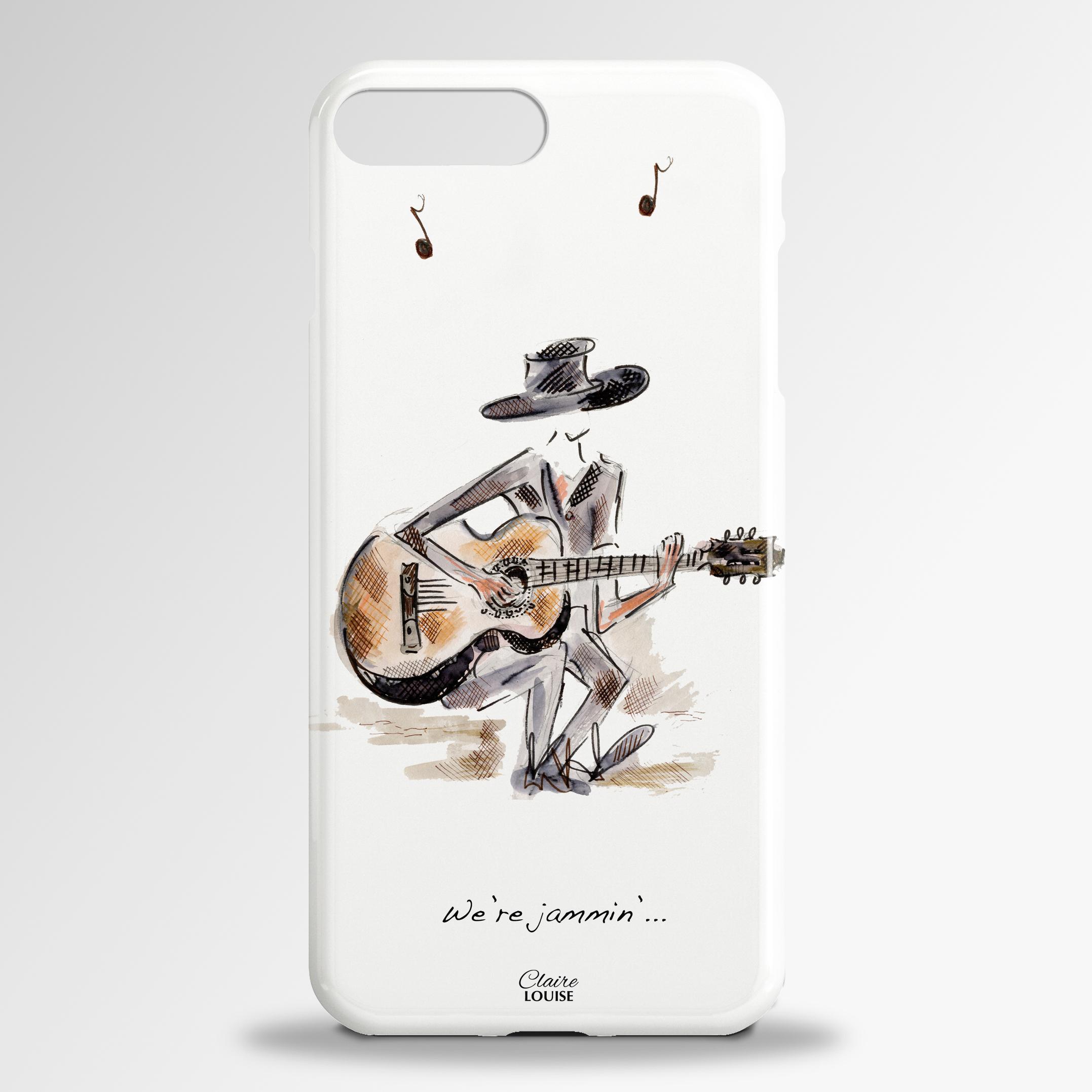 We're Jammin' Samsung 3D Phone Case