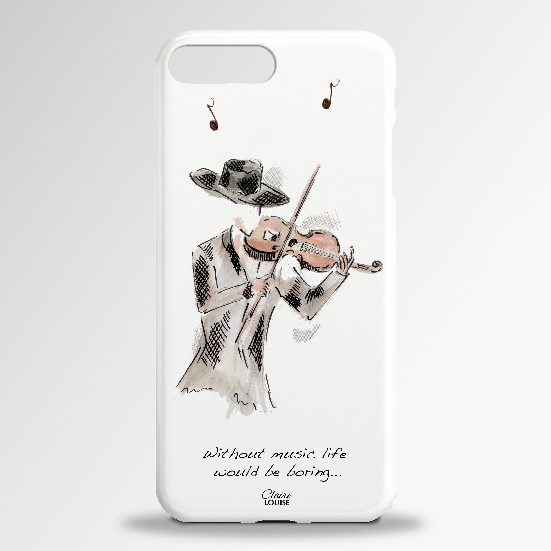 Violin Samsung 3D Phone case