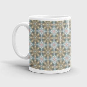 Patterned Ceramic Mugs