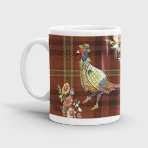 Animal And Bird Ceramic Mugs