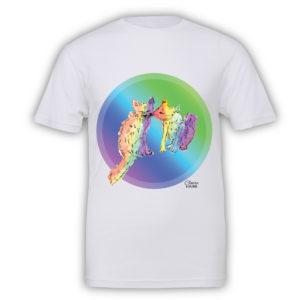 Rainbow Mountain T-Shirts